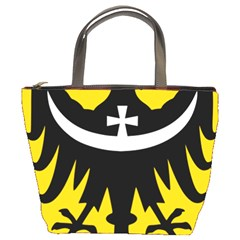 Silesia Coat of Arms  Bucket Bags