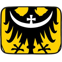 Silesia Coat of Arms  Fleece Blanket (Mini)