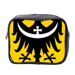 Silesia Coat of Arms  Mini Toiletries Bag 2-Side