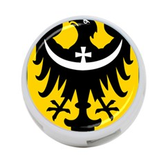 Silesia Coat of Arms  4-Port USB Hub (Two Sides)