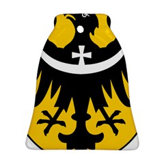 Silesia Coat of Arms  Bell Ornament (Two Sides)
