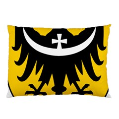 Silesia Coat of Arms  Pillow Case (Two Sides)