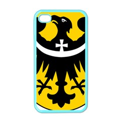 Silesia Coat of Arms  Apple iPhone 4 Case (Color)