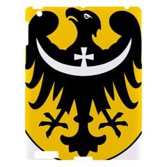 Silesia Coat of Arms  Apple iPad 3/4 Hardshell Case