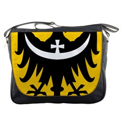 Silesia Coat of Arms  Messenger Bags