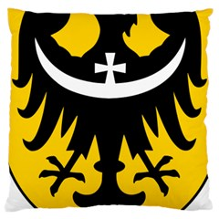 Silesia Coat of Arms  Large Cushion Case (Two Sides)