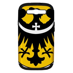 Silesia Coat of Arms  Samsung Galaxy S III Hardshell Case (PC+Silicone)