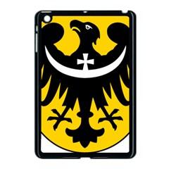 Silesia Coat of Arms  Apple iPad Mini Case (Black)