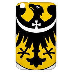 Silesia Coat of Arms  Samsung Galaxy Tab 3 (8 ) T3100 Hardshell Case