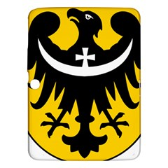 Silesia Coat of Arms  Samsung Galaxy Tab 3 (10.1 ) P5200 Hardshell Case