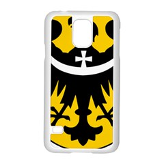 Silesia Coat of Arms  Samsung Galaxy S5 Case (White)
