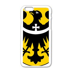 Silesia Coat of Arms  Apple iPhone 6/6S White Enamel Case