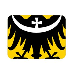 Silesia Coat of Arms  Double Sided Flano Blanket (Mini)