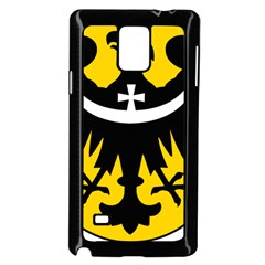 Silesia Coat of Arms  Samsung Galaxy Note 4 Case (Black)