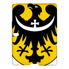 Silesia Coat of Arms  Samsung Galaxy Tab S (10.5 ) Hardshell Case