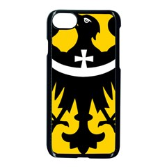 Silesia Coat of Arms  Apple iPhone 7 Seamless Case (Black)