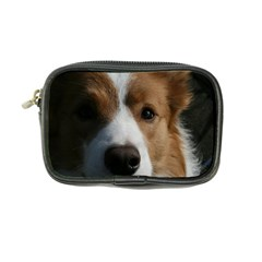 Red Border Collie Coin Purse
