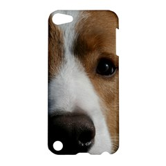 Red Border Collie Apple iPod Touch 5 Hardshell Case