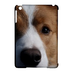 Red Border Collie Apple iPad Mini Hardshell Case (Compatible with Smart Cover)