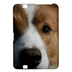 Red Border Collie Kindle Fire HD 8.9
