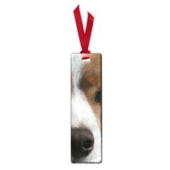 Red Border Collie Small Book Marks