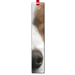 Red Border Collie Large Book Marks