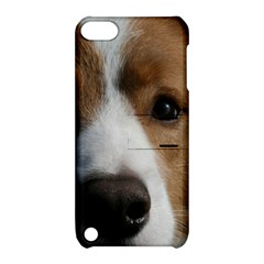 Red Border Collie Apple iPod Touch 5 Hardshell Case with Stand