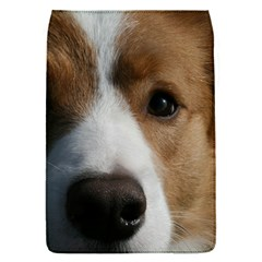 Red Border Collie Flap Covers (S)