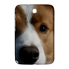 Red Border Collie Samsung Galaxy Note 8.0 N5100 Hardshell Case