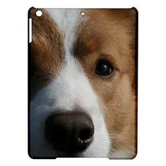 Red Border Collie iPad Air Hardshell Cases