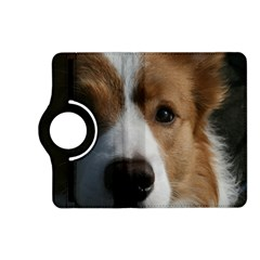 Red Border Collie Kindle Fire HD (2013) Flip 360 Case