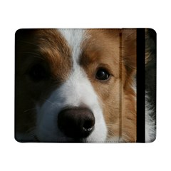 Red Border Collie Samsung Galaxy Tab Pro 8.4  Flip Case