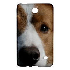 Red Border Collie Samsung Galaxy Tab 4 (8 ) Hardshell Case
