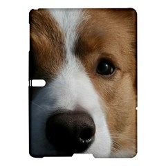 Red Border Collie Samsung Galaxy Tab S (10.5 ) Hardshell Case