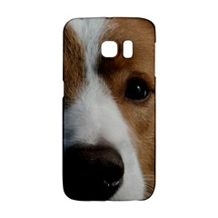 Red Border Collie Galaxy S6 Edge
