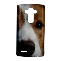 Red Border Collie LG G4 Hardshell Case