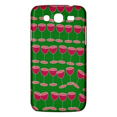 Wine Red Champagne Glass Red Wine Samsung Galaxy Mega 5 8 I9152 Hardshell Case