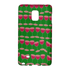 Wine Red Champagne Glass Red Wine Galaxy Note Edge