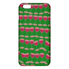 Wine Red Champagne Glass Red Wine Iphone 6 Plus/6s Plus Tpu Case