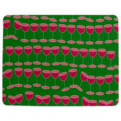 Wine Red Champagne Glass Red Wine Jigsaw Puzzle Photo Stand (Rectangular)