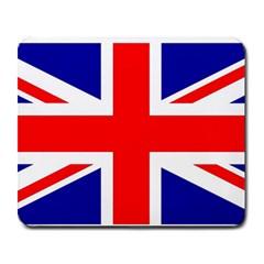 Union Jack Flag Large Mousepads
