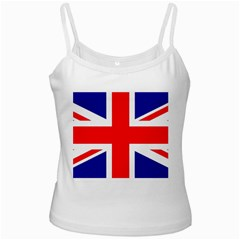 Union Jack Flag Ladies Camisoles