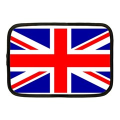 Union Jack Flag Netbook Case (Medium)