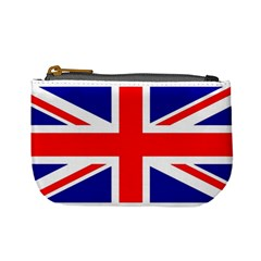 Union Jack Flag Mini Coin Purses