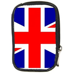 Union Jack Flag Compact Camera Cases
