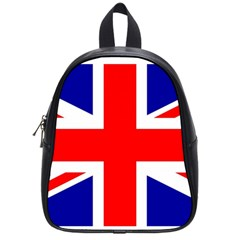 Union Jack Flag School Bags (Small)