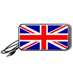 Union Jack Flag Portable Speaker (Black)