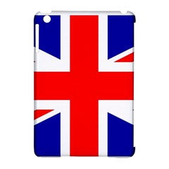 Union Jack Flag Apple iPad Mini Hardshell Case (Compatible with Smart Cover)