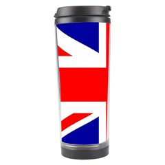 Union Jack Flag Travel Tumbler