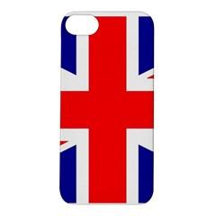 Union Jack Flag Apple Iphone 5s/ Se Hardshell Case